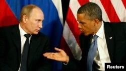 En junio de 2012 se encontraron Putin y Obama en la cumbre del G-20 en México. Hoy están más tensas las relaciones.
