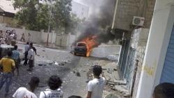 کشته شدن طرفداران دولت در حمله هوایی یمن