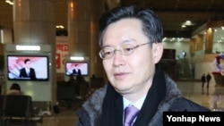 한국의 6자회담 수석대표인 황준국 외교부 한반도평화교섭본부장 (자료사진)