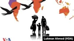 عالمی یوم مہاجرین۔
