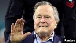 Cựu Tổng thống George H.W. Bush qua đời vào tối thứ Sáu. Ông hưởng thọ 94 tuổi.