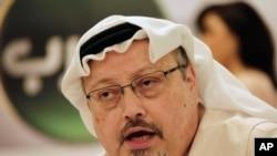 Jounalis Jamal Khashoggi