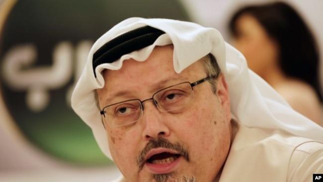 El periodista Jamal Khashoggi fue asesinado en el consulado saudí en Estambul.