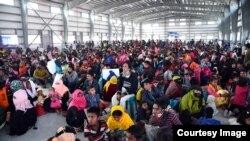 Малцинството Рохинга во Мјанмар