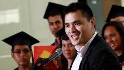 Xose Antonio Vargas - amerikalik mashhur jurnalist, noqonuniy muhojir