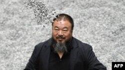 Họa sĩ Ngải Vị Vị là người thường công khai lên tiếng chỉ trích chính quyền Trung Quốc