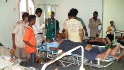 آرشیو: تصویر مجروحین حملات روز ۱۴ ژوئیه