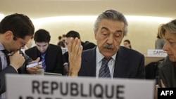 Bộ Ngoại giao Syria bác bỏ nghị quyết của Liên hiệp quốc và tố cáo Hội đồng Nhân quyền Liên hiệp quốc rõ ràng là chính trị hóa nghị quyết này