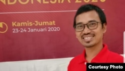 Amar Riyadi, warga Sleman, Yogyakarta. (Foto: ist)