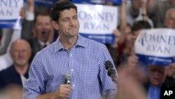 Paul Ryan dijo en Colorado Springs que el gobierno de Obama ha alejado a EE.UU. de sus principios fundamentales.