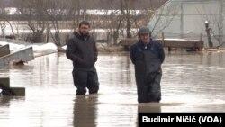 ARHIVA - Poplave na Kosovu (Foto: VOA)