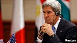 El secretario de Estado de Estados Unidos, John Kerry, encabezará la delegación estadounidense a la Asamblea General de la OEA.