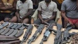 Koleka 1.500 minduki ya bitumba na ba bombes etiyami maboko na Gbadolite