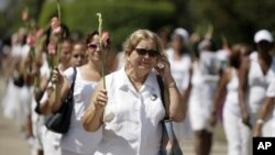 Damas de Branco
