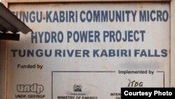 Hydropower Transforms Kenyan Village