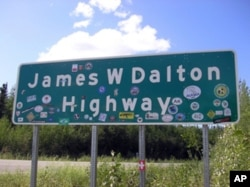 If Virginia's governor has his way, you'll see lots of signs like this in his state. This highway, named for an engineer who's likely obscure to 99.9 percent of those who travel the road, is in Alaska.