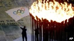 第三十屆夏季奧運會在倫敦結束