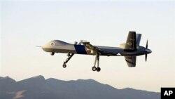美國無人飛機。(資料圖片)