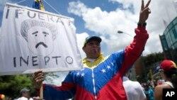 Este viernes habrán pancartas, y hacia el mediodía,caminatas en todas las ciudades del país para exigir el referéndum revocatorio presidencial contra el presidente Nicolás Maduro.