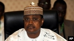 Seini Oumarou, former Prime Minister of Niger (file photo)