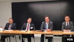 学者:协助台湾突破中国封锁是美国利益所在