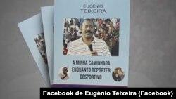 """Capa do magazine de Eugénio Teixeira, """"A minha carreira como repórter desprotivo"""""""