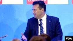 Arhiva - Predsednik Vlade Severne Makedonije Zoran Zaev.