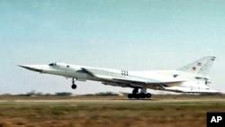 Дальний бомбардировщик ВВС России Ту-22М3