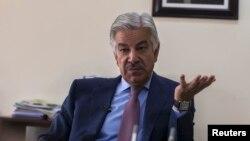 وزیردفاع خواجہ آصف