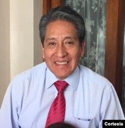 Osvaldo López Bascope, médico oncólogo