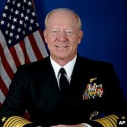 Admiral Robert Willard (File Photo)