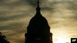 Gedung Capitol di Washington, DC. (Foto: Dok)