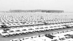 کاهش ۷۰ درصدی تولید ایران خودرو