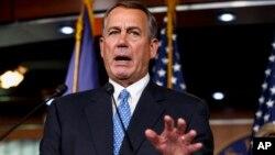 Representantes republicanos como John Boehner no han ocultado su disgusto por la medida de Obama.