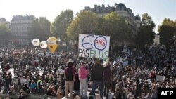 Protest radnika u Francuskoj
