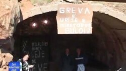 Reagime për grevën e urisë në Bulqizë