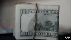 United States dollar bills