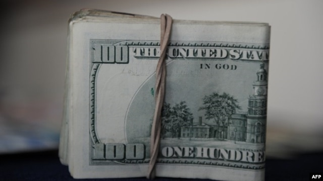 United States dollar bills