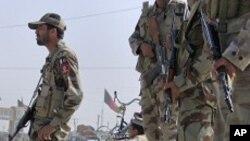 ایرانی سرحدی محافظ تاحال پاکستان کی حراست میں