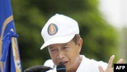 Hoàng thân Norodom Ranariddh của Campuchia