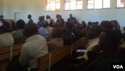Nominations Court Bulawayo