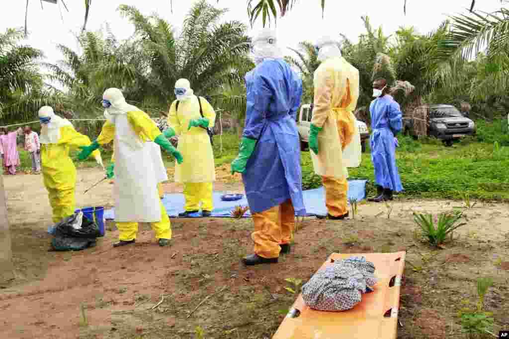 """MERCREDI. L'OMS annonce la fin de l'épisode d'Ebola en Guinée maintenant sous """"surveillance soutenue"""". Lire la suite ici."""
