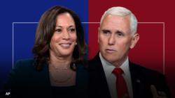 Phó Tổng thống Mike Pence, đảng Cộng hoà và ứng cử viên phó Tổng thống Kamala Harris, đảng Dân chủ đối mặt tối ngày 7/10 trong cuộc tranh luận duy nhất.