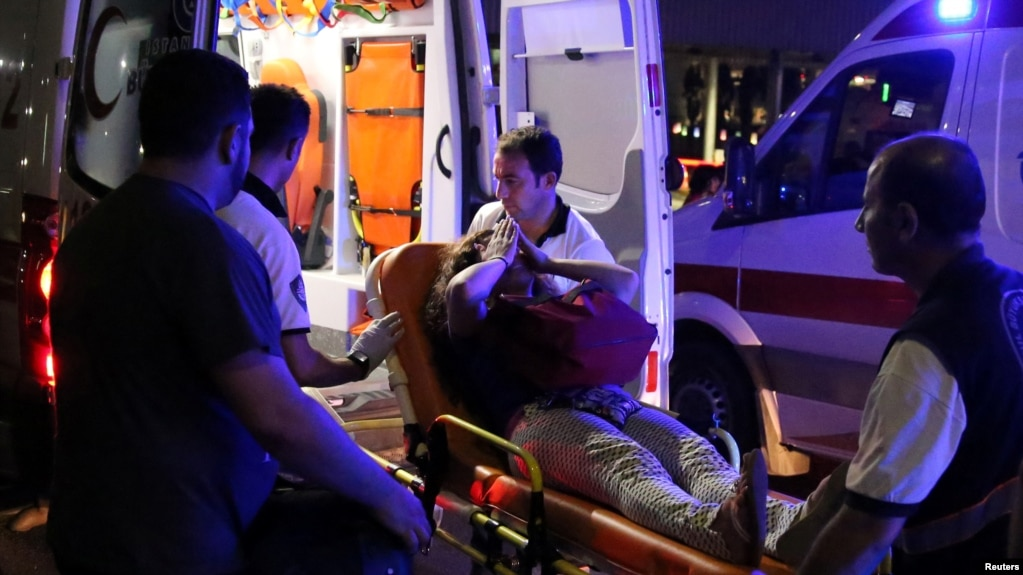 Turkish PM Calls for National Unity as Airport Death Toll Rises