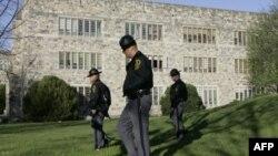 На кампусе Вирджинского Политеха не обнаружили вооруженного мужчину