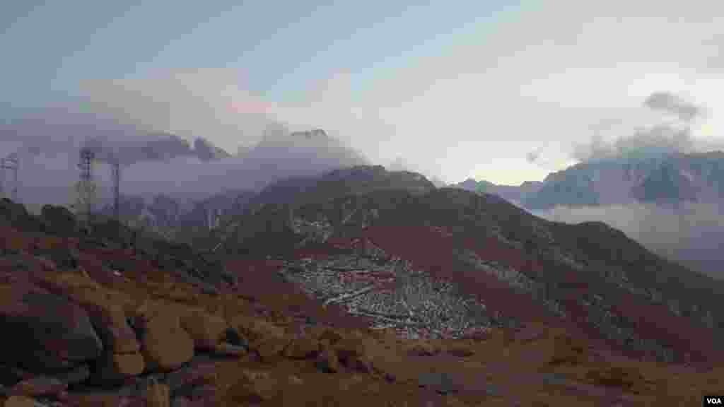 ارتفاعات شیرکوه یزد عکس: آرشاک رزلانسری (ارسالی شما)