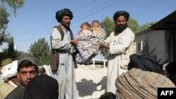 Авіаудар ВПС НАТО в Афганістані вбив жінок і дітей