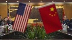 مذاکرات دفاعی آمريکا و چین از سر گرفته می شود