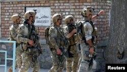 Avganistanske bezbednosne snage (arhivski snimak)