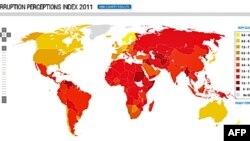 Україна залишається найкорумпованішою країною в Європі